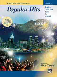 Alfred's Basic Adult Piano Course - Popular Hits, Bk 1 by Tom Gerou