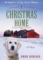 A Christmas Home (mp3-cd): (sequel to 'A Dog Named Christmas')