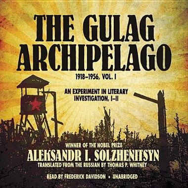 Hasil gambar untuk gulag archipelago