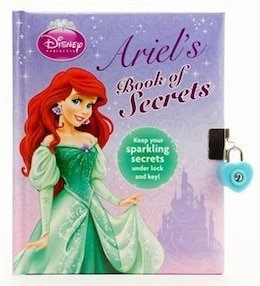 Book ARIEL'S BOOK OF SECRETS by Disney