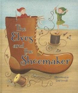 Book ELVES & THE SHOEMAKER by Parragon Books
