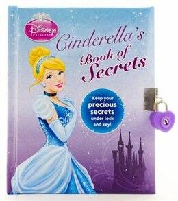 Book CINDERELLA'S BOOK OF SECRETS by Disney