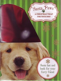 Book SANTA PAWS KIT by Books Parragon