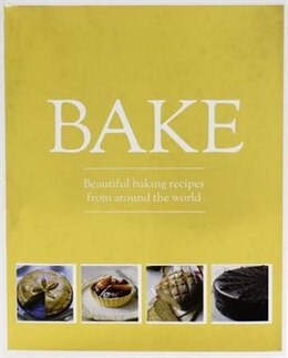Book BAKE by Books Parragon