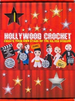 Book HOLLYWOOD CROCHET by Books Parragon
