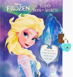 Frozen Bk Of Secrets Elsa