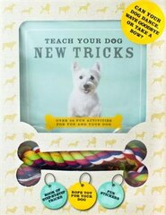 TEACH YOUR DOG NEW TRICKS KIT