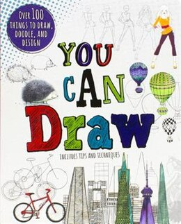 Book YOU CAN DRAW by Books Parragon