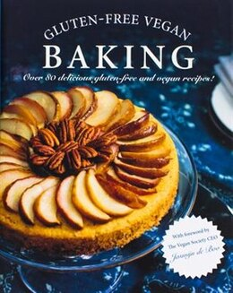Book GLUTENFREE VEGAN BAKING by Books Parragon