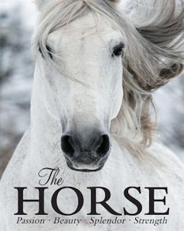 Book THE HORSE by Books Parragon