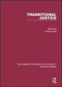 Transitional Justice: Images And Memories