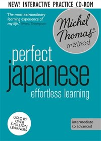 Perfect Japanese: Revised (Learn Japanese with the Michel Thomas Method)
