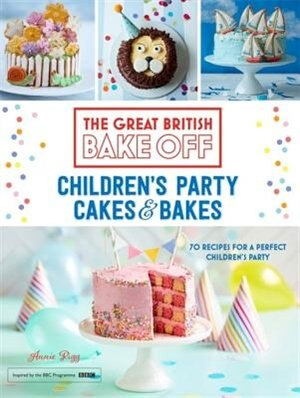 Great British Bake Off Childrens Party Cakes Bakes By Annie
