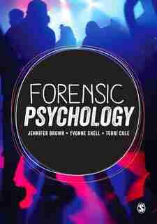 Forensic Psychology by Jennifer Brown