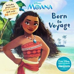 Book Disney Moana Te Fiti Friends by Bonnie Hunter