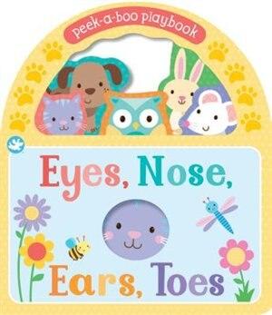 PEEK A BOO EYES NOSE EARS THROAT by Na