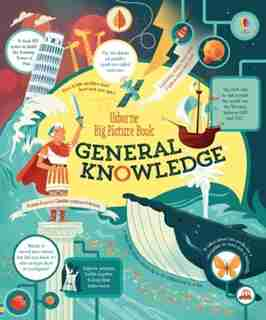 Big Picture Book General Knowledge by James MacLaine