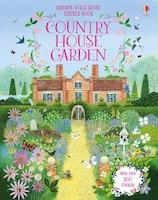 Country House Gardens Sticker Book