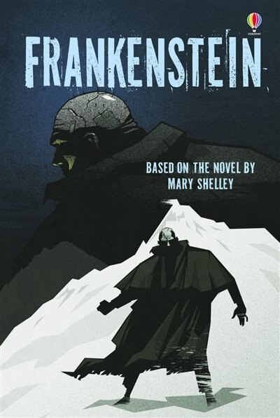 Young Reading Frankenstein by Henry Brook