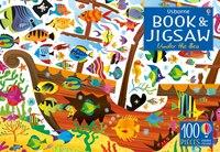 An Usborne Jigsaw With A Book   Under The Sea