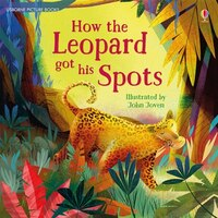 Picture Books/how The Leopard Got His Spots
