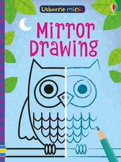 Usborne Minis: Mirror Drawing by Sam Smith