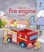 Peep Inside How A Fire Engine Works