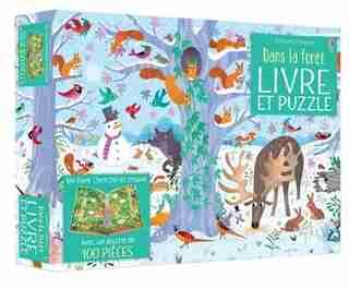 COF.LIV.PUZZLE DANS FOR: COFFRETS LIVRE ET PUZZLE de Kirsteen Robson