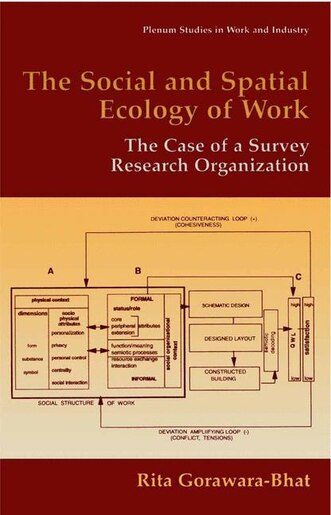 The Social and Spatial Ecology of Work: The Case of a Survey Research Organization by Rita Gorawara-Bhat