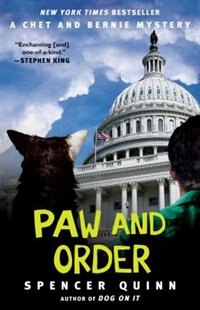 Paw And Order A Chet And Bernie Mystery Book By Spencer Quinn