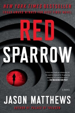 Book Red Sparrow: A Novel by Jason Matthews