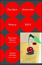 The Best American Poetry 2015