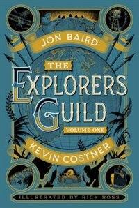 Livre The Explorers Guild: Volume One: A Passage to Shambhala de Kevin Costner