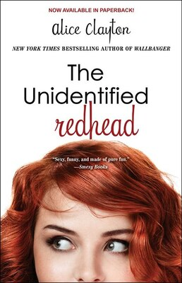 Book The Unidentified Redhead by Alice Clayton