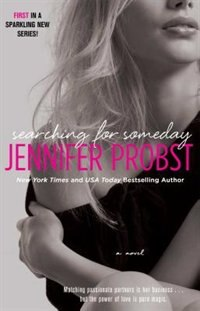 Book Searching for Someday by Jennifer Probst