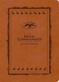 Book The Duck Commander Devotional LeatherTouch Edition by Al Robertson