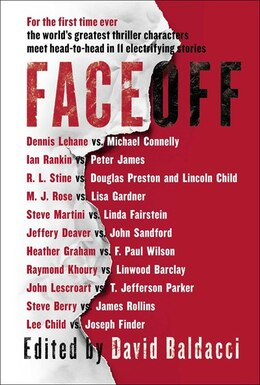 Book FaceOff by Lee Child