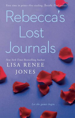 Book Rebecca's Lost Journals by Lisa Renee Jones
