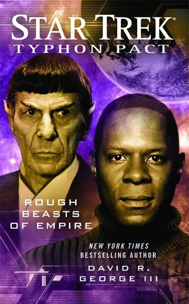 Typhon Pact #3: Rough Beasts of Empire by David R. George III