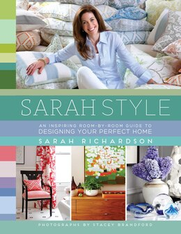 Book Sarah Style by Sarah Richardson