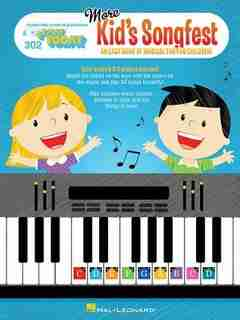 More Kid's Songfest: E-z Play Today Volume 302
