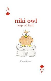 Niki Owl: Leap Of Faith by Karin Pinter