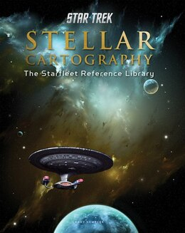Book Star Trek Stellar Cartography: The Starfleet Reference Library by Larry Nemecek