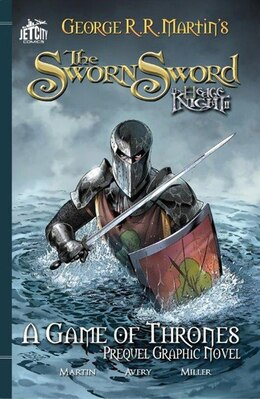 Book The Sworn Sword: The Graphic Novel: The Graphic Novel by George R. R. Martin
