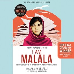 Book I Am Malala, young Reader's Edition: How One Girl Stood Up For Education And Changed The World by Malala Yousafzai
