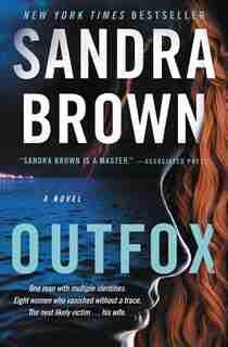 Outfox by Sandra Brown