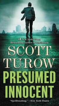 an analysis of the concept of love in the novel presumed innocent by scott turow