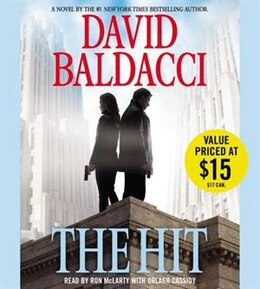 Book The Hit by David Baldacci