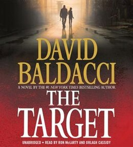 Book The Target by David Baldacci