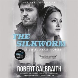 Book The Silkworm by Robert Galbraith